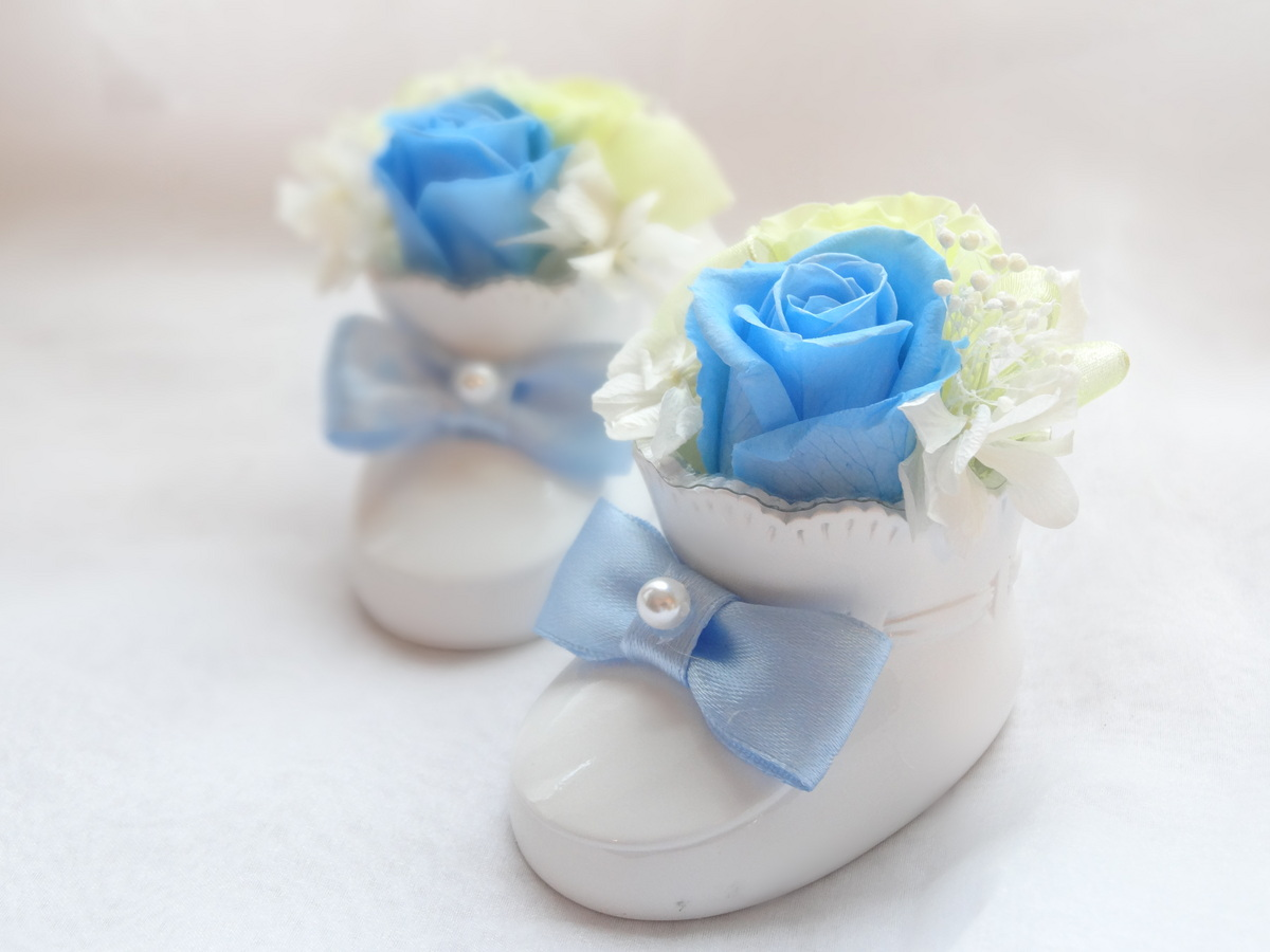 baby shoes 前